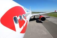 捷克航空公司空中客车330-323X 免版税库存图片