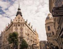 捷克,布拉格- 2017年5月12日 免版税图库摄影