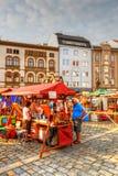 捷克olomouc共和国 免版税库存图片