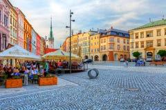 捷克olomouc共和国 库存照片