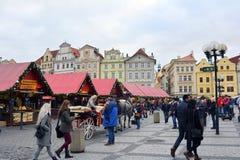 捷克Republic_Prague 免版税库存照片