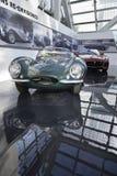 1956年捷豹汽车XKSS 库存图片