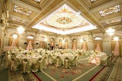 排列婚礼 库存照片