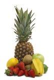 排列果子 免版税库存照片