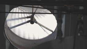 排气扇制造 影视素材