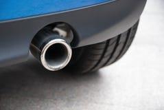 排气管 免版税图库摄影