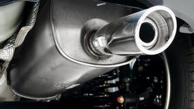 排气管 库存图片