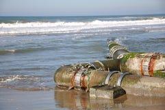 排水设备 图库摄影