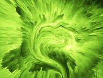 排泄绿色 库存图片