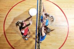 排球 图库摄影