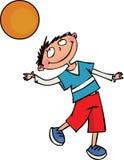 排球 免版税图库摄影
