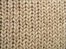 排行垂直的羊毛 库存图片