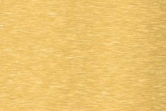 掠过的金金属纹理 免版税图库摄影