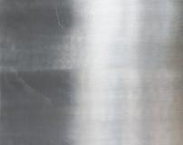 掠过的钢板纹理  库存图片