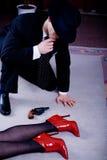 探员3 免版税图库摄影