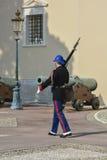 探索摩纳哥的公国 库存图片