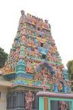 接地圣洁印第安宗教寺庙 免版税库存照片