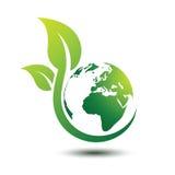 接地绿色 免版税图库摄影