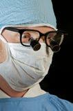 接近的医生 图库摄影