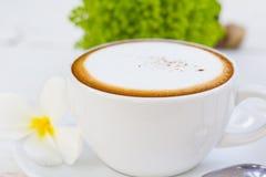 接近的咖啡 免版税库存照片