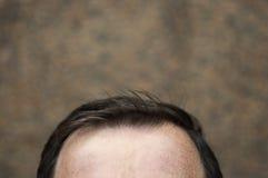 接近的头脑 免版税图库摄影