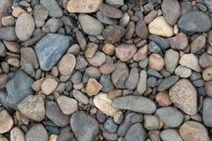 接近的小卵石 免版税库存图片