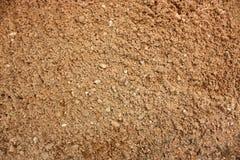 接近的沙子 免版税图库摄影