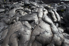 接近的熔岩 免版税库存照片
