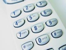 接近的电话 免版税库存照片