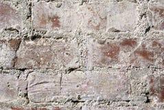 接近的老墙壁 免版税库存照片