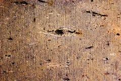接近的脏的斑岩石头纹理 库存照片