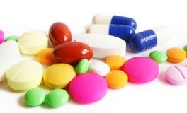 接近的药物 免版税图库摄影