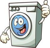 接近的设备射击了洗涤 免版税库存照片