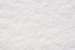 接近的雪纹理 免版税库存图片