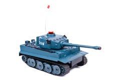 控制方式遥控坦克 免版税图库摄影
