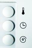 控制设备洗涤物 图库摄影
