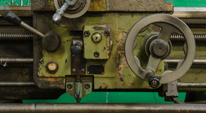 控制设备 免版税库存图片