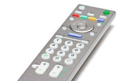 控制远程电视 库存图片