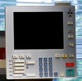 控制面板触摸屏 免版税库存照片