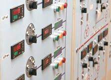 控制面板 免版税库存图片