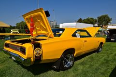 1970推托超级被恢复的汽车 免版税图库摄影