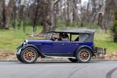 1928推托128系列游览车 库存照片