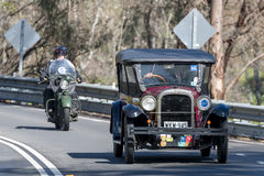 1926推托4游览车 免版税库存照片