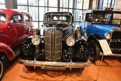 1936推托4门轿车 免版税库存照片