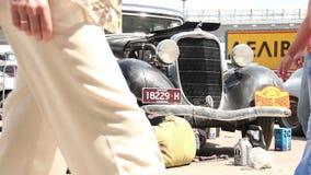 推托DR Special, 1934年,浮动力量,在车下的修理人 影视素材
