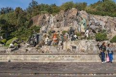提供为瓜达卢佩河的维尔京 库存照片