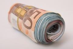 提供经费给货币 免版税库存图片