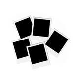 提出的您的照片记忆经典减速火箭的葡萄酒照相机框架样式 免版税图库摄影