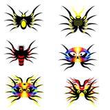 提取幻想蜘蛛 向量例证