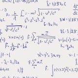 提取无缝背景的配方 向量例证